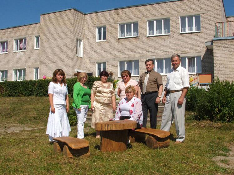 Детский сад п муромское